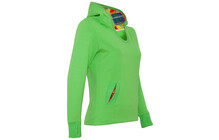 Chillaz Women's Sabby's Hoody neon green
